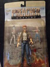 "CASSIDY Preacher Poseable 6"" Action Figure Vertigo DC Direct Universe (2000) new"