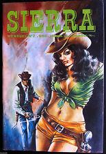 Bd petit Format; SIERRA n°2  de 1970 par les Edition de Poche