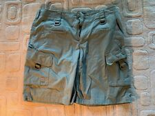 Tad Gear Triple Aught Design Force 10 Cargo Shorts - OD Green - Size 36