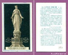 CDV RELIGION : HOMMAGE À NOTRE-DAME DE FOURVIÈRES, GARDIENNE VILLE DE LYON -F25