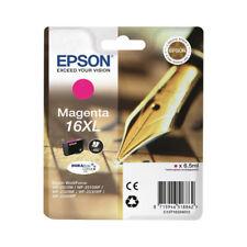 Cartucho tinta Epson T163340 magenta XL