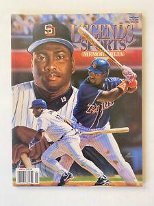 TONY GWYNN January 1999 Legends Sports Memorabilia ~ Hobby Edition #90 ~ NM