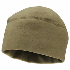 Tan Condor WC Watch Cap Micro Fleece Tactical Military Ski Polar Beanie