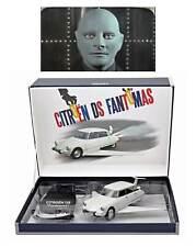 Citroën DS 19 Volante FANTOMAS 1/43 Voiture de Collection Fantomas se Déchaine