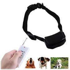 150 Meters Pet Dog Remote Collar Electric Shock Vibration No Bark Training Tool