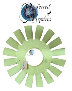 New Bell 47 Engine Cooling Fan PN 047-661-029-051.