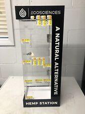 "New ListingAcrylic Display Case 12""x 6.5"" x 24 Locking Showcase"