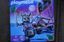 Playmobil 4812 Chevalier des Loups et Catapulte