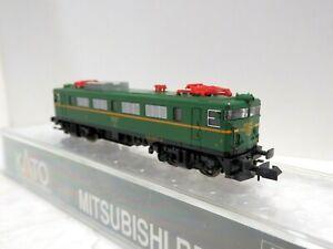 N KATO 137-1310 / RENFE MITSUBISHI 269-035-2 VERDE, DIGITAL DCC
