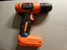 Black Decker BDCD8C 8V MAX Lithium Drill   BATTERY AND CHARGER