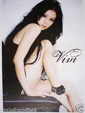 """VIVIAN HSU """"VIVI"""" ASIAN POSTER -BEAUTIFUL, SEXY TAIWAN ACTRESS, MODEL, SINGER"""