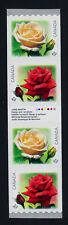 Canada 2729i Coil Gutter Strip MNH Flowers, Roses