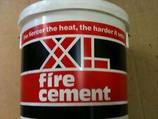 Fire ciment 1okg XL buffwoodburner poêle cheminée PIPE