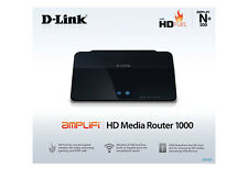 D-Link Systems HD Media Router 1000 w/ 4GB Ethernet Ports, SD Card Slot & USB