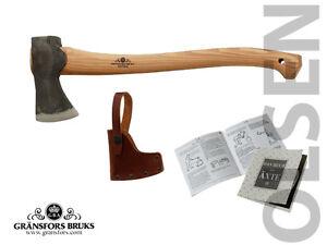 Gransfors Bruks Small Forest Axe #420 Brand New