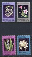 28523) St.Vincent Grenadines 1984 MNH New Flowers
