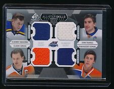 TARASENKO TAVARES GIROUX NUGENT-HOPKINS 2015-16 SP GAME USED ALL-STAR JERSEY