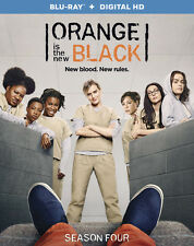 Orange Is The New Black: Season 4 Blu-ray