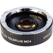 Kenko TelePlus MC4 AF 1.4x DGX Teleconverter for Minolta/Sony Cameras