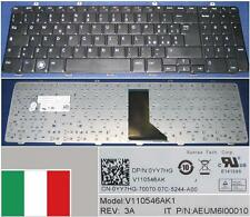 Clavier Qwerty Italien DELL Inspiron 1564 V110546AK AEUM6I00110 0YY7HG OYY7HG