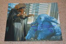 Simon Williamson signed autógrafo 20x25 cm en persona Star Wars Max Rebo