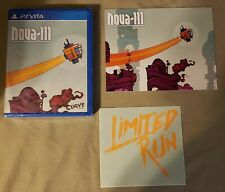 Brand New Sealed Nova-111 Limited Run Games (Playstation PS Vita PSV) postcard