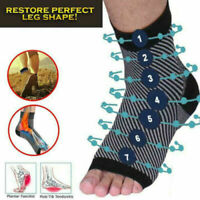 Plantar Fasciitis Compression Socks Foot Arch Support Pain Heel Relief Sock HOT