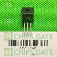 20PCS STK1820F Encapsulation:SIP-ZIP,Advanced Power MOSFET