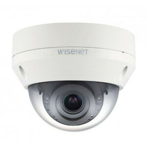Hanwha Techwin Wisenet Q QNV-8080R 5MP Outdoor Vandal Resistant Dome Camera