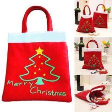 Pochette Cadeau ou Sac à Bonbons Joyeux Noël - Bijoux des Lys