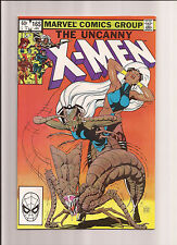 THE UNCANNY X-MEN #165 VF+ 8.5 PAUL SMITH COVER/ART BEGINS! 1983