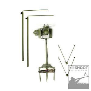 PRO-MOTION ROTARY MACHINE SHOOTING PIGEON DECOY -BRITISH MADE UK SHOOT WAREHOUSE