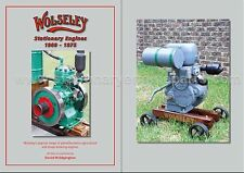 Wolseley Stationary Engines History & Development Book Wolseley From 1909 - 1975