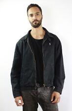 Black Polo Ralph Lauren Jacket Mens Size XL