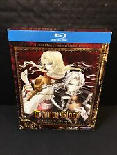 Trinity Blood: The Complete Series (Blu-ray, 2010, 3-Disc Set) Anime Collection