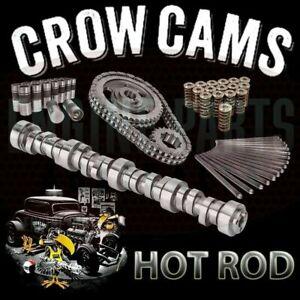 FORD 302 351 CLEVELAND V8 CROW CAMS TOUGH IDLE HOT ROD / STREET CAR CAMSHAFT KIT