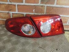DAEWOO LACETTI 2005 NSR PASSENGER INNER & OUTER REAR LIGHT CLUSTER BOOT LIGHT