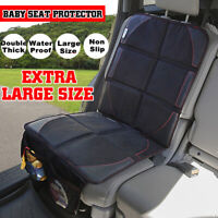 Car Front Back Seat Cover For Children Kids Kick Clean Anti Dirty Ma