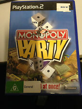 Monopoly Party (Sony PlayStation 2, 2003)