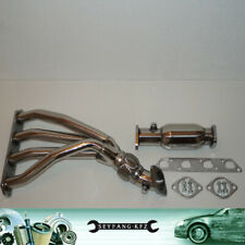 Mini Cooper/Cooper S R53 1.6L Race Tubular Stainless Exhaust Manifold + Decat