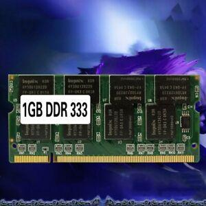 Laptop-Speicher Für Notebook SO-DIMM PC2700 DDR 333 MHz 200PIN 1 GB / DDR1