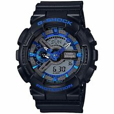Casio G-Shock GA110CB-1A X-Large Blk/Blue Dial Ana-Digital Men's Watch