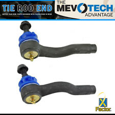 Set of 2 Tie Rod End Front Left & Right Outer Mevotech For 2008-2009 PONTIAC G8