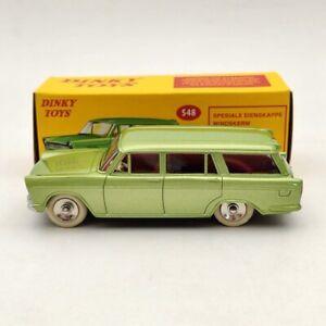 DeAgostini 1/43 Dinky Toys 548 Fiat 1800 Station Wagon Diecast Models Car