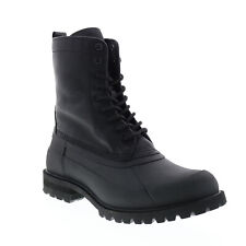 Frye Alaska Lace Up 80880 Mens Black Leather Lace Up Casual Dress Boots