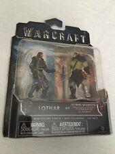 Warcraft LOTHAR vs. HORDE WARRIOR