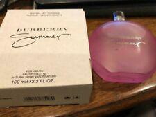 Burberry Summer 2013 Tstr  EDT 3.3/3.4 oz Spray For Women New In Tstr