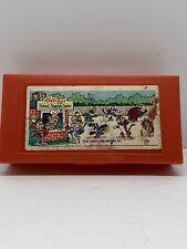 1980 Vintage Pencil Case Box Kellogg's Cereal Mascots Rice Krispies Tony Tiger