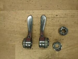 Shimano RX100 7 Speed Light Action Index/Friction Shift Levers SL-A550