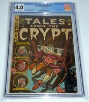 Tales From the Crypt #44 Universal Grade Comic 4.0 Guillotine Cover Headless 💎